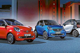 Smart lanza la Urbanshadow Edition