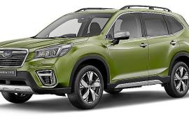 Subaru ha presentado su gama híbrida en Ginebra