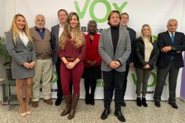 Malena Contestí, candidata de Vox al Congreso por Baleares