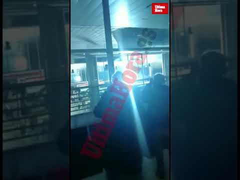 El vídeo de la explosión en la Estación Intermodal de Palma