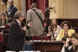 El Parlament balear aprueba la Ley de Consejos Escolares