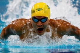 Fallece a los 26 años el nadador Kenneth To durante un entrenamiento