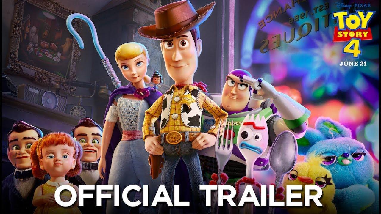 Disney lanza el primer tráiler completo de «Toy Story 4»
