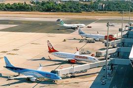 El verano será complicado en Son Sant Joan por la saturación aérea en Europa
