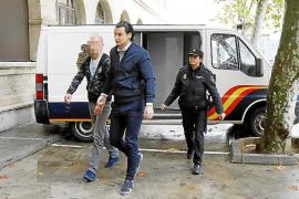 El socio de 'Charly' sale de la cárcel de Palma tras pagar la fianza