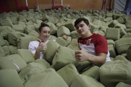 Cintia Rodríguez, Nicolau Mir y Adrià Vera, al Europeo de gimnasia