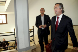 El juicio al ex alcalde de Capdepera por el derrumbe del Hotel Son Moll, visto para sentencia