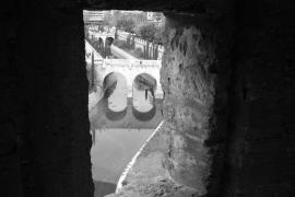Una finestra a sa Riera