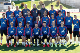Juan José Hidalgo apoya a la selección española de fútbol