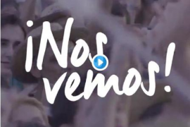 Podemos difunde un vídeo para animar a la participación en el regreso de Iglesias