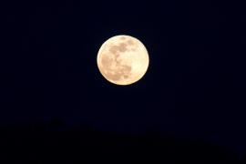 Superluna de marzo, la «luna de gusano» que no se repetirá hasta 2030