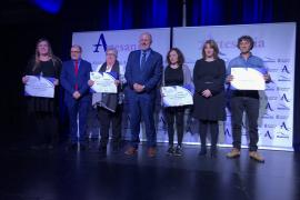 El Consell entrega los premios de Artesanía de Mallorca