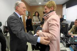 El presidente del TSJIB abre diligencias ante la situación del Juzgado de Violencia sobre la Mujer