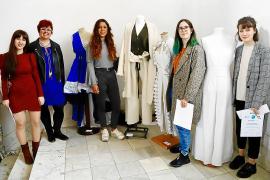 Sara Castañer, de Sóller, vencedora de la V Marató de Reciclatge Creatiu de Roba