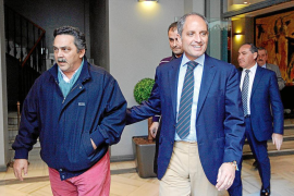 Camps da las gracias a «la España limpia» que ha tenido «confianza absoluta» en él