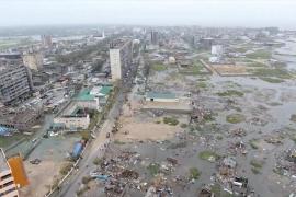 Más de 200 muertos tras el paso del ciclón 'Idai' por Mozambique