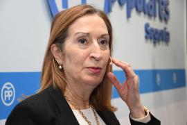 Ana Pastor dice que la propuesta de Vox sobre las armas «es una barbaridad»