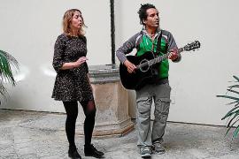 Jasmina Petrovic pone música en Palma a la poesía «de su tío» en 'Povratak'