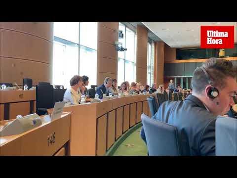 La familia de Paula Fornés pide en el Parlamento Europeo sistemas de control del alcohol al volante