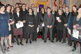 La Reial Acadèmia reconoce la labor de investigación de los médicos de las Islas