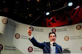 La ultraderecha 'conquista' el Senado en Holanda