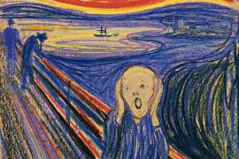Fin del mito, en 'El grito' de Munch nadie grita