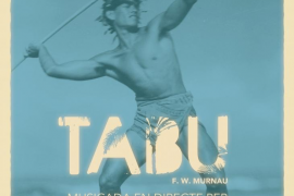 La película muda 'Tabú' se proyecta en Manacor musicada en directo por Mike Cooper