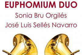 Concierto didáctico de Euphomium Duo en Can Gelabert