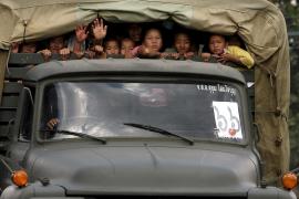 Las mujeres birmanas, presa fácil para el tráfico de 'novias' en China