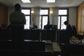 Veinte meses de prisión por dos robos en media hora en el Pla de Mallorca