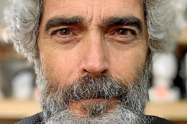 El actor Nando González