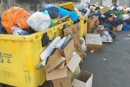 Los camiones de la basura de Manacor no pasan la ITV y están en mal estado