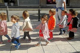 Las 'escoletes' de Palma no reciben el dinero del bono escolar desde hace dos meses