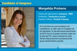 Margalida Prohens, la joya del PP