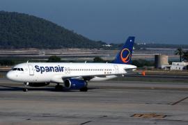 Spanair confirma la suspensión de vuelos y presentará un concurso de acreedores