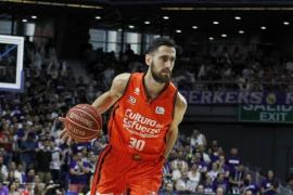 El Valencia Basket de Sastre y García, a la final de la Eurocup