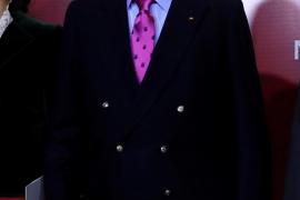 El rey Juan Carlos, con un fuerte moratón en el ojo, preside la gala del toreo