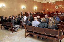 Condenados 30 implicados en una trama de estafas en la compra de pisos en Mallorca