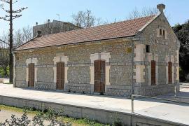 La estación del tren de Son Servera podrá alquilarse para actividades sociales o recreativas