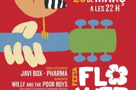 La Flower Power de Sant Josep rinde esta noche homenaje a Woodstock