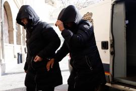 Libertad con cargos para las tres detenidas en la boda de sa Gerreria