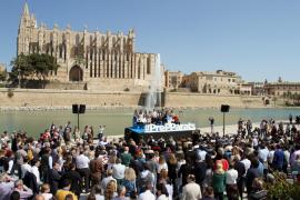 El PP reúne a mil simpatizantes en Palma