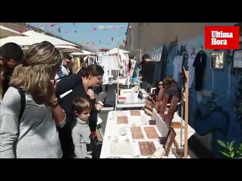La antigua cárcel de Palma acoge el Rata Market de primavera