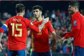 España abre con triunfo ante Noruega la clasificación para la Eurocopa (2-1)