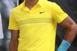 Nadal y otros seis españoles exentos de la primera ronda