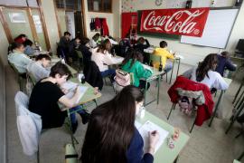 La prueba final del concurso de relato corto de Coca-Cola en Ibiza, en imágenes (Fotos: Daniel Espinosa).