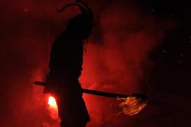 Dimoni ( Festes des Pla de na Tesa)