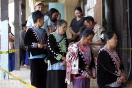 Tailandia vuelve a las urnas