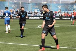El Atlético Baleares blinda el liderato