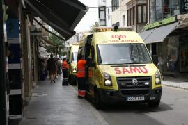 Agreden a una técnica del 061 en Son Cladera «por tardar mucho en llegar la ambulancia»